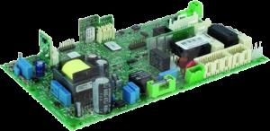 Gázkazán vezérlő panel, kazán elektronika javítás